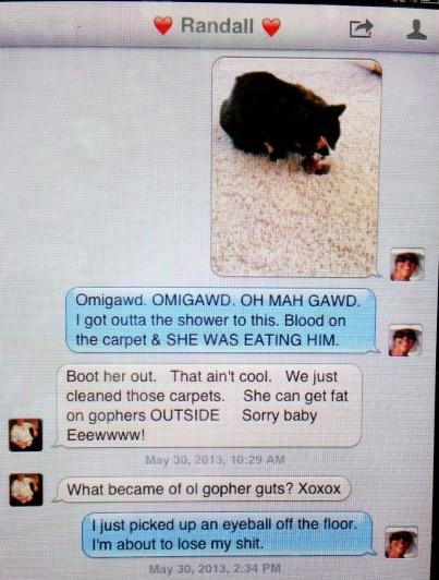 Gopher murderer